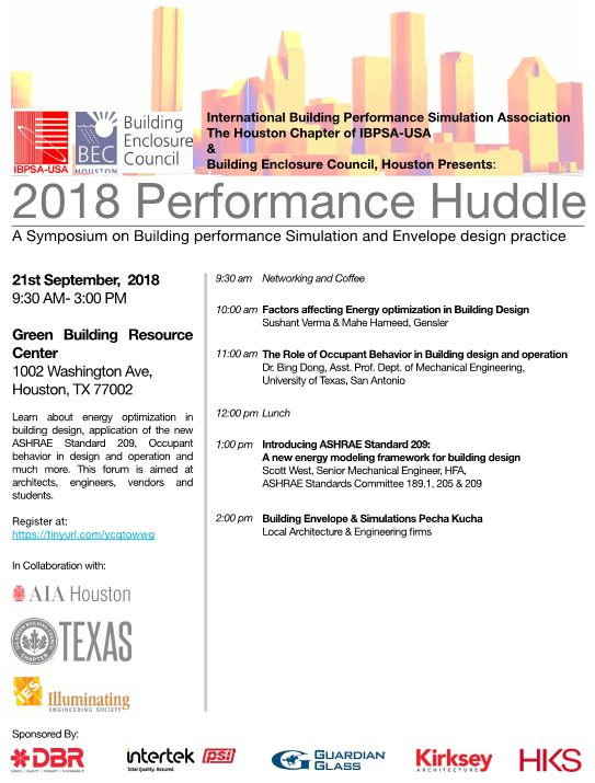 2018 Performance Huddle